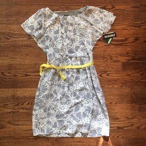 New flowy gray dress! NEW